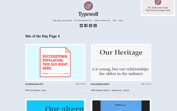 Top Resources for Font Selection and Design